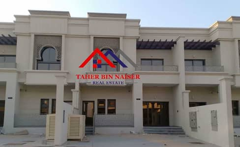 4 Bedroom Townhouse for Sale in Al Furjan, Dubai - LIMITED TIME NO COMISSION BRAND NEW READY 4 BED + MAID  TOWN HOUSE  VILLA NICE AND QUITE LOCATION