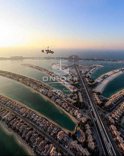 21 Bedroom Mixed Use Land for Sale in Palm Jumeirah, Dubai - Plot for 5 Stars hotel or residential building directly on the beach