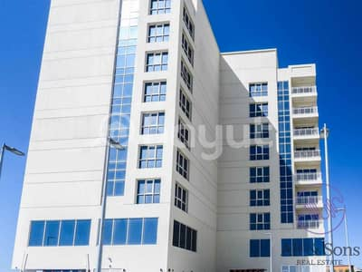 Office for Rent in Khalifa City A, Abu Dhabi - Free 1 Month | Basement Parking | 4 Payments