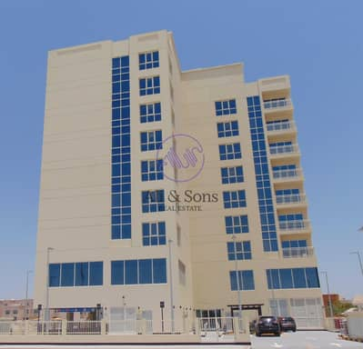 Office for Rent in Khalifa City A, Abu Dhabi - Brand new shell and core retail | Flexible Payments