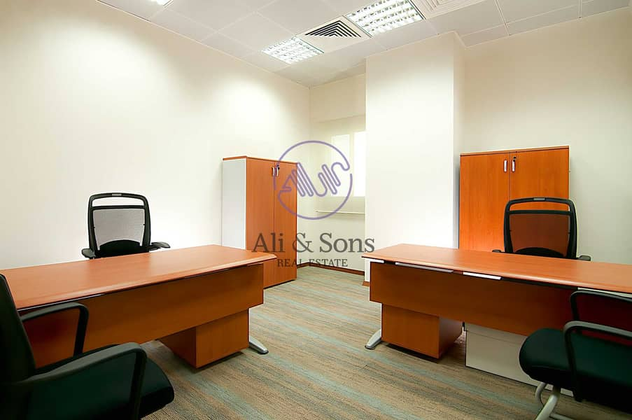 Office for rent at Ali & Sons Business Centre