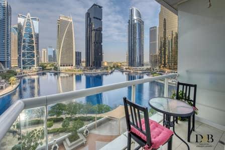 Studio for Rent in Jumeirah Lake Towers (JLT), Dubai - Spacious Studio with Stunning View