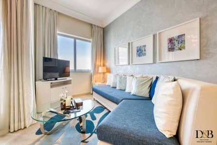 1 Bedroom Flat for Rent in Downtown Dubai, Dubai - Cozy One Bedroom Apartment in the Heart of Downtown