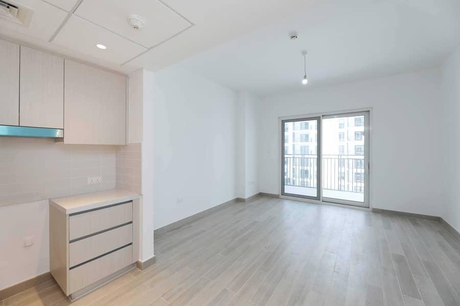 14 Brand New Studio with Balcony Facing Sweet Surrounds