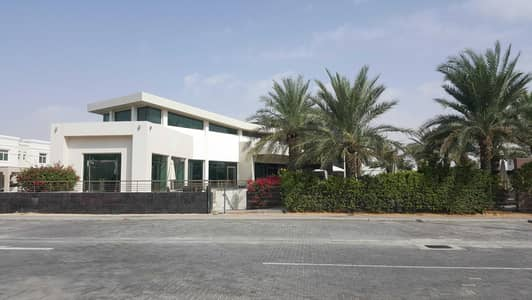 2 Bedroom Townhouse for Rent in Al Ghadeer, Abu Dhabi - POOL VIEW SINGLE ROW 2 BHK TOWNHOUSE  ONLY 62K