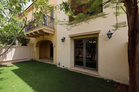 4 Bedroom Townhouse for Sale in Saadiyat Island, Abu Dhabi - Vacant with Landscaped Garden / Full Privacy