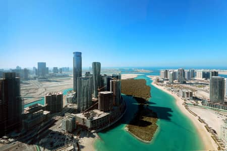 2 Bedroom Flat for Rent in Al Reem Island, Abu Dhabi - Now Vacant : 2 Parking Spaces : 2 Bedrooms + 1