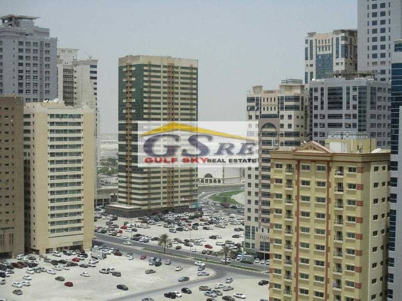 Great price for 2 BHK flat  to rent 709 - Al Taawun Area - Al Sharjah