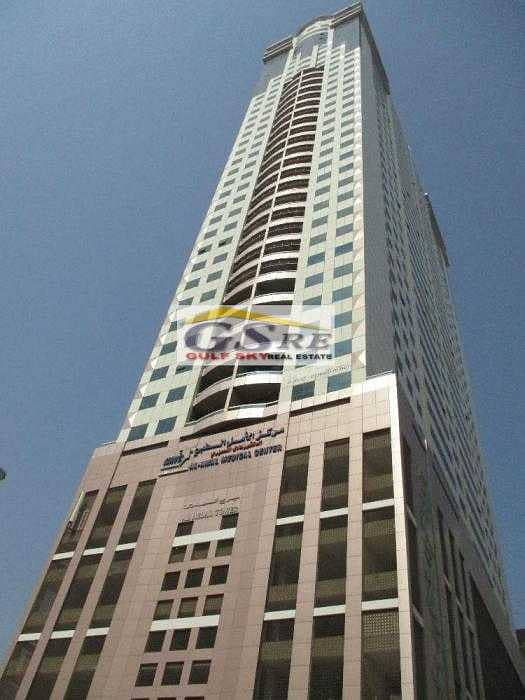 Very great  price for 1 BHK flat 1405- Al Taawun Area - Al Sharjah
