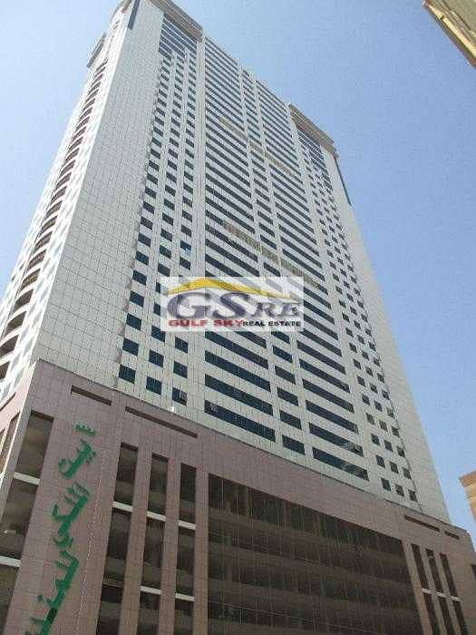 2 Very great  price for 1 BHK flat 1405- Al Taawun Area - Al Sharjah