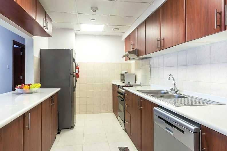 3 One Bedroom Apartment - One Year