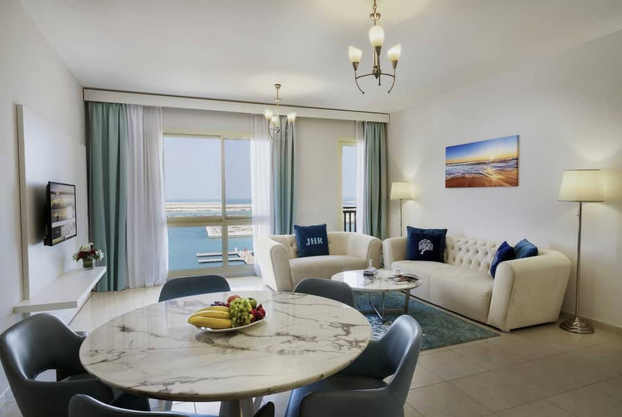 9 Amazing 1 Bedroom Apartment Fully Furnished-Non commissionable