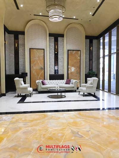 1 Bedroom Apartment for Sale in Corniche Ajman, Ajman - flats for sale in cornich towers : speacialy view