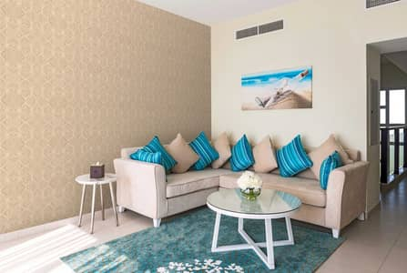 4 Bedroom Villa for Rent in Mina Al Arab, Ras Al Khaimah - Fully Furnished Stunning Sea View Villa with Private Beach - call for rate