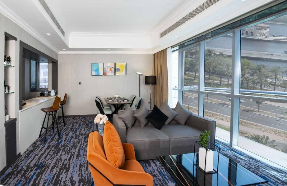 10 Elegantly Styled Two Bedroom at Edge Creekside Hotel