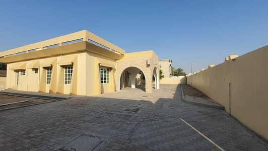 3 Bedroom Villa for Rent in Al Talae, Sharjah - AMAZING OFFER VILLA FOR RENT ONLY 80K NICE LOCATION NEAR PARK NEAR HOSPITAL AREA 12000 SQFT