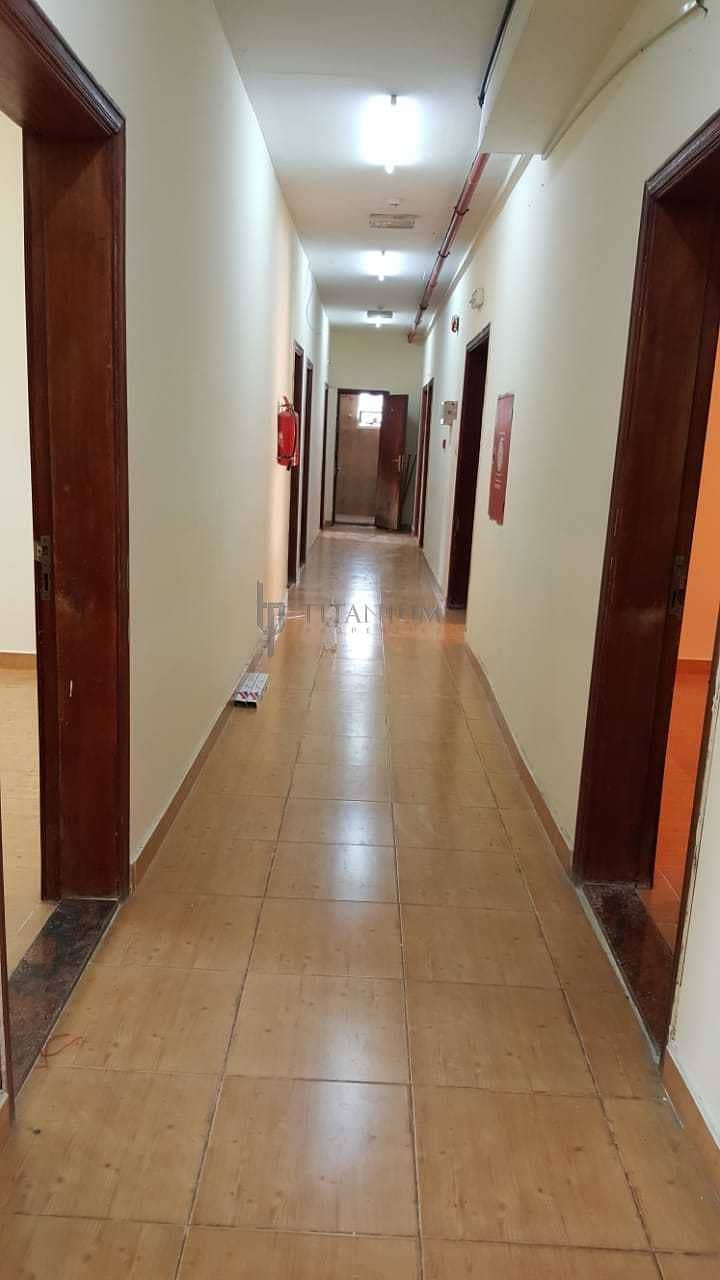 Rooms Labor monthly basis available for Rent in New Industrial