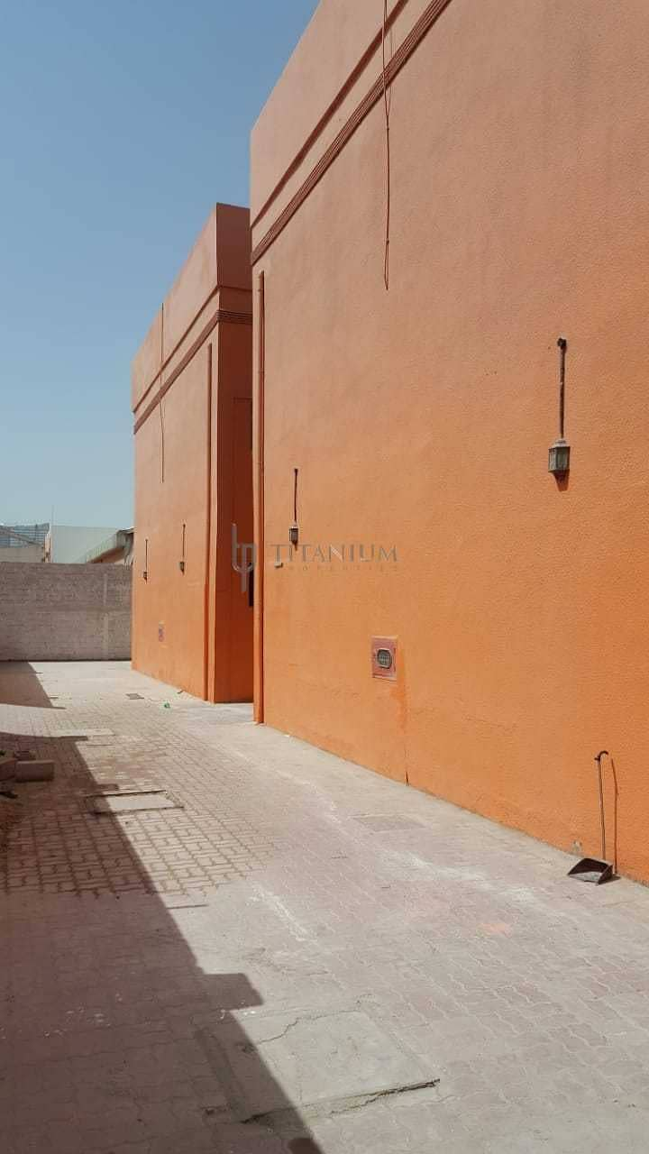 14 Rooms Labor monthly basis available for Rent in New Industrial