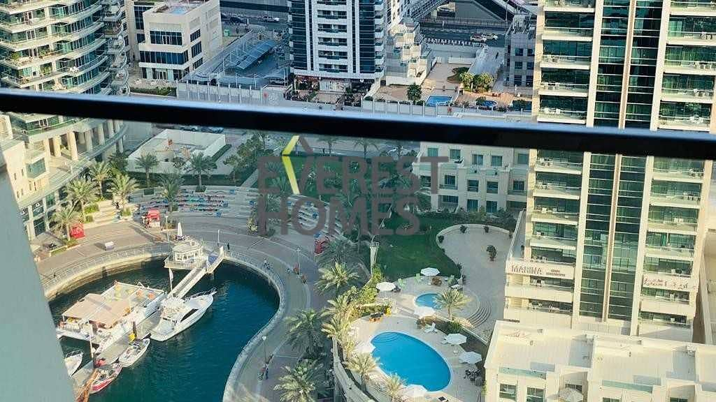 2 01 MONTH FREE  !! CHILLER FREE 2 BED ROOM  AVAILABLE  IN MARINA