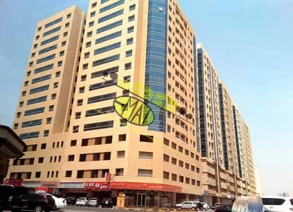 2 Bedroom Flat for Rent in Garden City, Ajman - 2 bhk with parking in Garden City