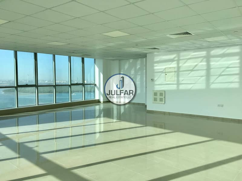*3- king Size Offices   For Sale  Julphar Towers.