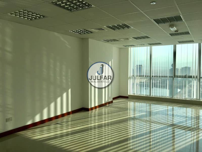 10 *3- king Size Offices   For Sale  Julphar Towers.