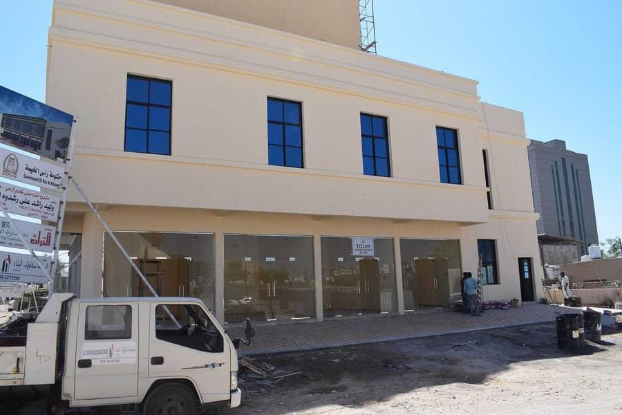 Small Office For Rent In Al Uraibi