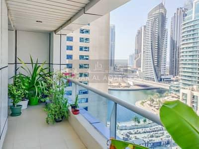 فلیٹ 1 غرفة نوم للايجار في دبي مارينا، دبي - SPACIOUS LAYOUT  CLOSED TO METRO   EQUIPPED KITCHEN