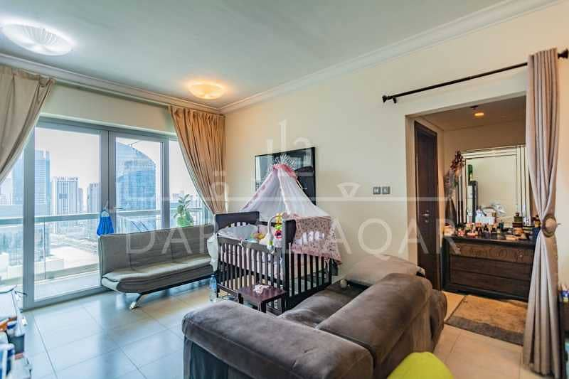 2 Amazing   ROI 6%   Spacious   High Floor   Canal View