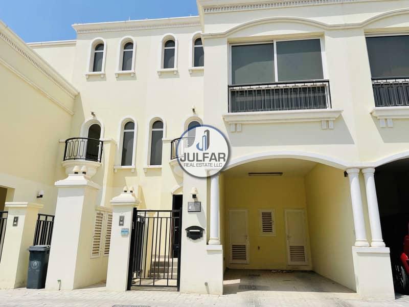 2 POOL VIEW 3BHK+ Maid's Room Al HAMRA VILLAGE