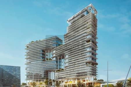 4 Bedroom Penthouse for Sale in Business Bay, Dubai - Super Penthouse Triplex   Luxury 4 BR   Shell N Core