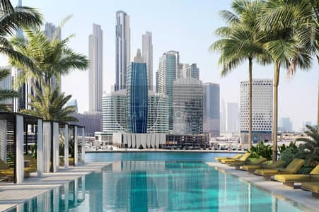 5 Bedroom Penthouse for Sale in Business Bay, Dubai - Luxury 5 BR   Super Penthouse Duplex   Shell and Core