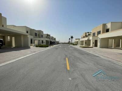 فیلا 3 غرف نوم للايجار في تاون سكوير، دبي - Type 2  3BR + M | Townhouse near the pool and basketball court