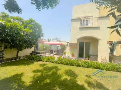 فیلا 2 غرفة نوم للايجار في الينابيع، دبي - Largest Plot   Landscaped and Well Maintained Garden