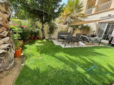 2 Bedroom Villa for Rent in The Springs, Dubai - Type 4M   Landscaped Garden   Community View