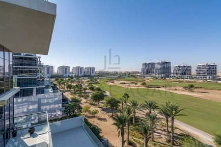 2 Bedroom Flat for Sale in DAMAC Hills (Akoya by DAMAC), Dubai - 2BR Best Golf Course View | Fully Furnished | VOT