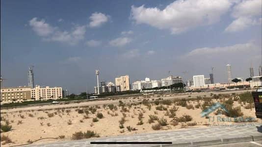 ارض سكنية  للبيع في مدينة دبي للإنتاج، دبي - Corner Plot | Jumeriah Golf Course EState View| G+7|