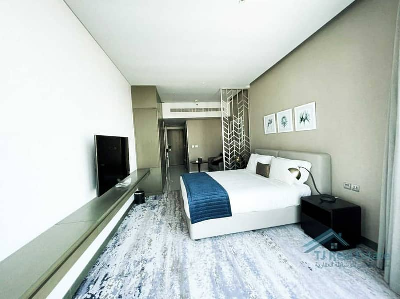 HOTEL FURNISHED   FULL CANAL VIEW   HIGHER FLOOR   PRIVE