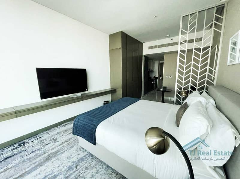2 HOTEL FURNISHED   FULL CANAL VIEW   HIGHER FLOOR   PRIVE