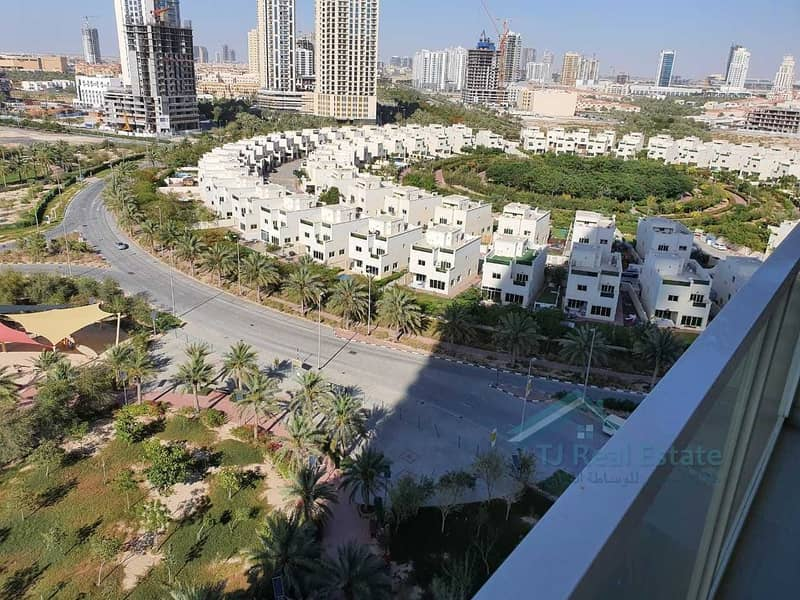 2 High End Finishing ! Great View !  1bed ! High floor