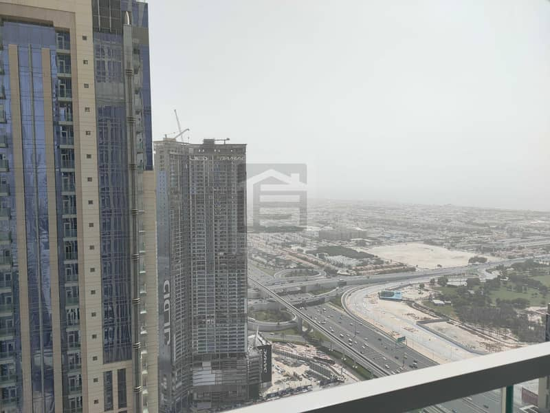 8 Spacious 2BR High Floor Two Balcony with Sea View