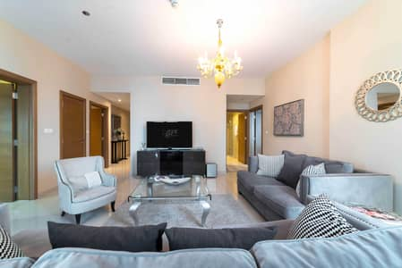 2 Bedroom Flat for Rent in Downtown Dubai, Dubai - Stylish Two Bedroom in Downtown    Fountain View