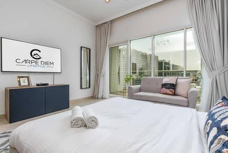 Studio for Rent in Downtown Dubai, Dubai - Modern Studio | Downtown