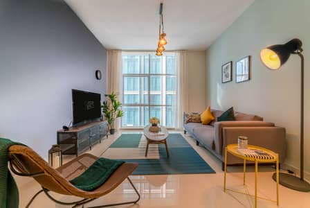 1 Bedroom Apartment for Rent in Sheikh Zayed Road, Dubai - Spacious One Bedroom in  Prime Area