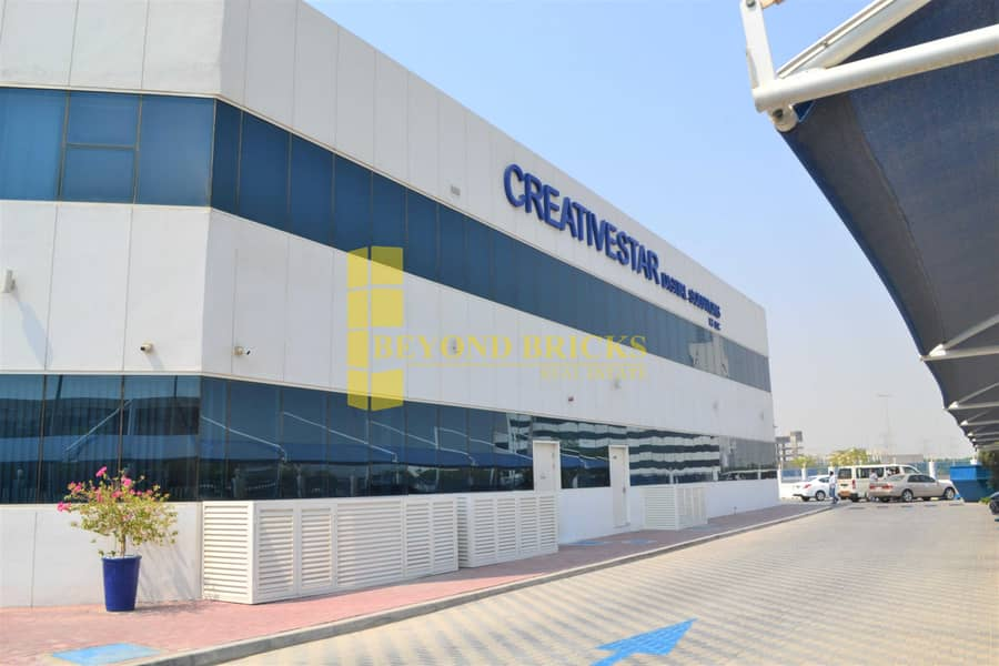 Elegant Fitted Offices   Free DEWA   Prime Location