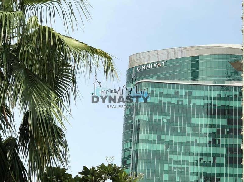 2 Prime Location |Furnished Office | Exclusive Unit