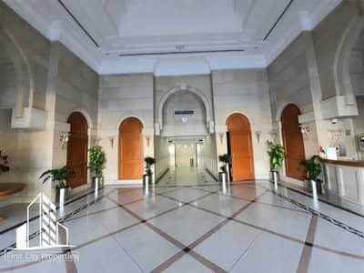 شقة 1 غرفة نوم للايجار في الحصن، أبوظبي - شقة في برج الرماح الحصن 1 غرف 55000 درهم - 4980342