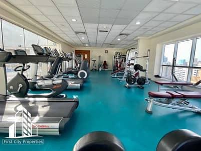 فلیٹ 1 غرفة نوم للايجار في الحصن، أبوظبي - شقة في برج الرماح الحصن 1 غرف 55000 درهم - 5265847