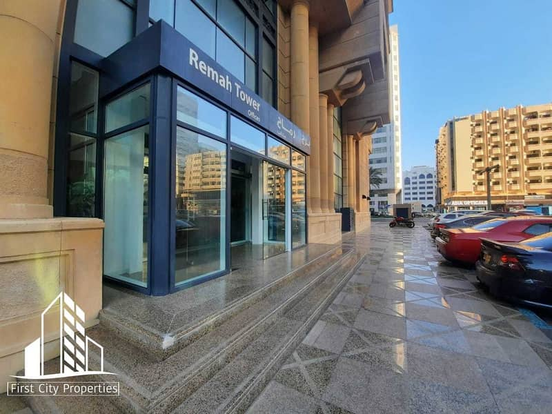 Exquisite and New Offices in Al Remah Tower