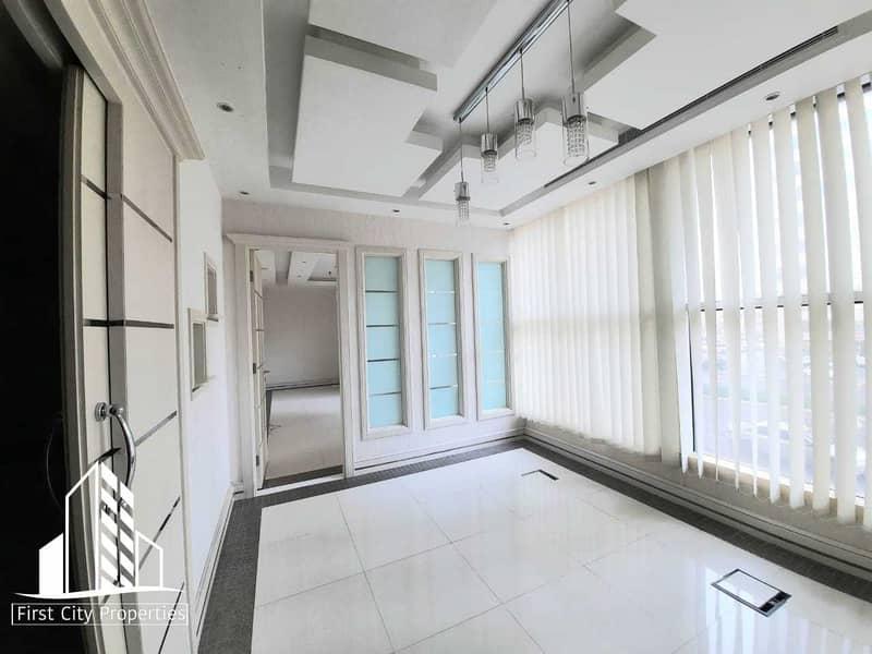 2 Full Commercial Floor Available in Khalidiyah